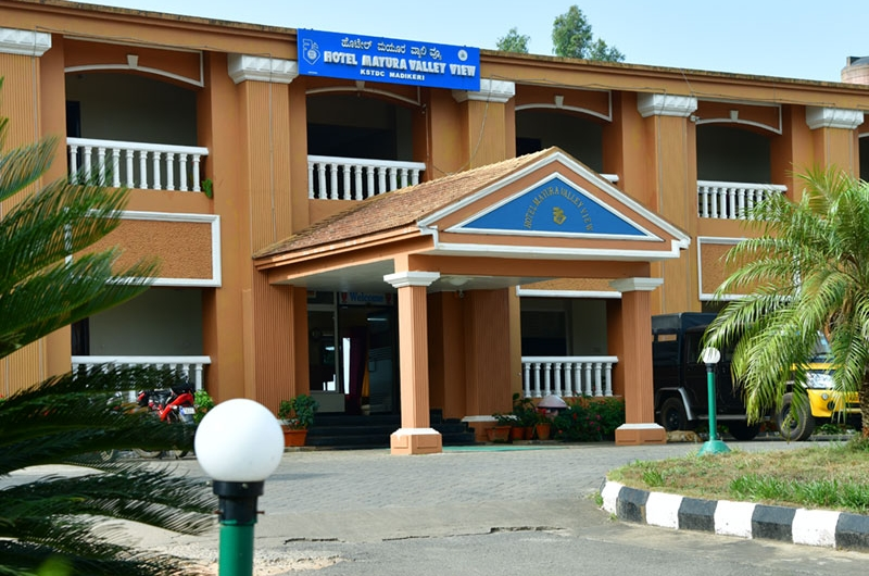 Hotel Mayura Valley View Madikeri