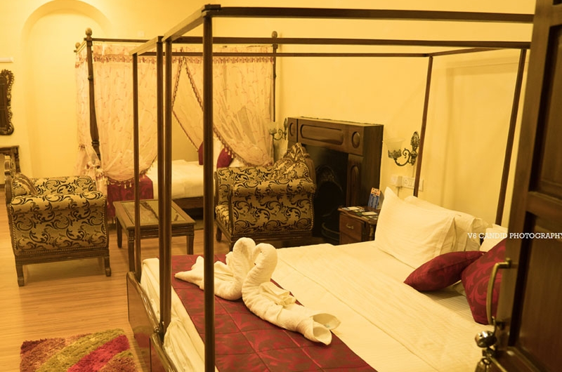 Hotel Mayura Pine Top Nandi Hills