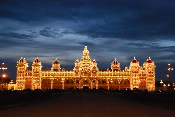 Mysore Palace e