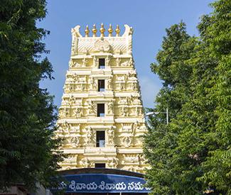 Bengaluru – Mahanandi- Shrishailam – Hydarabad