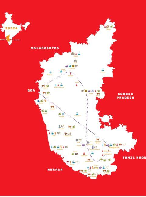 Karnataka Tourism Information Booklet