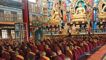 Cauvery Nisargadhama-Golden Temple- Bylukuppe- Dubare- Thalacauvery- Bhagamandala