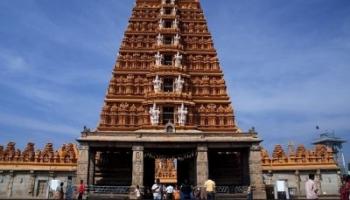 Mysore- Nanjangud- Gopalswamy Hills- BR Hills