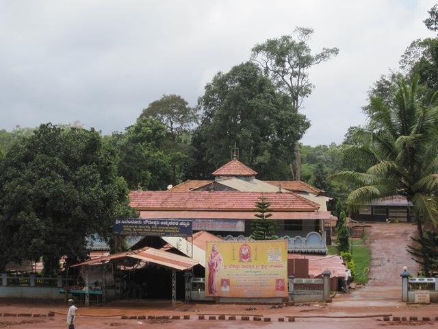 AdiChunchanagiri, Gokarna & Sirasi Marikamba Special