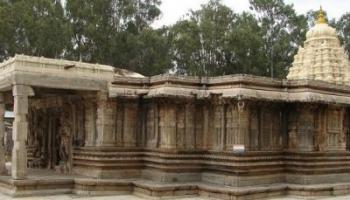 Mysore- Sivanasamudra- Talakadu- Somnathpura- Mysore
