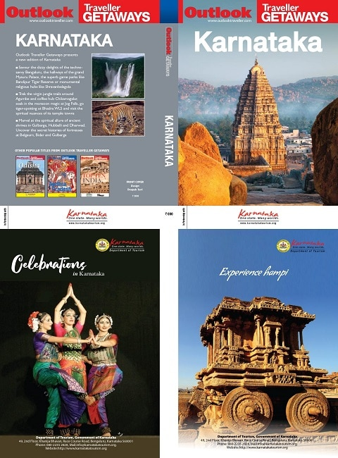 Karnataka Travel Guide Book