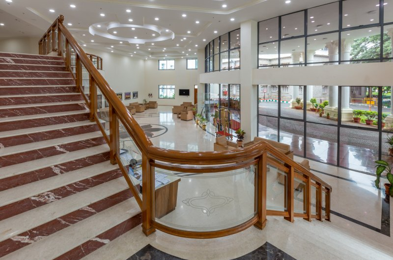 Kumarakrupa Hotel Bengaluru